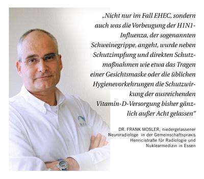 Dr. Frank Mosler: Vitamin-D