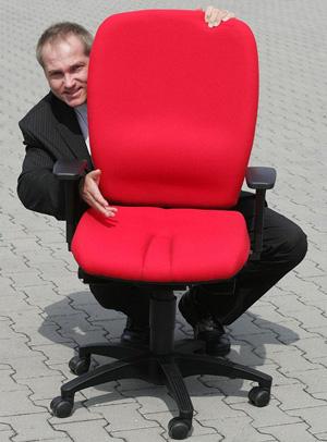 Gernot Steifensand präsentiert Gender Seating