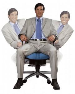 Sensomotorisches Sitzen Mister Sitwell