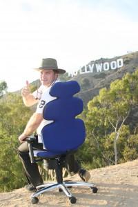 Gernot Steifensand präsentiert Mister Sitwell in Los Angeles