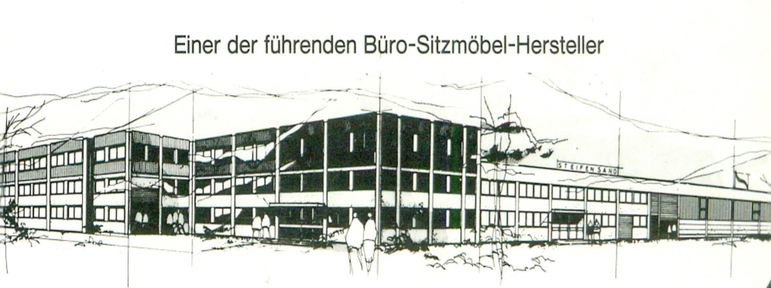 Steifensand Firma Zeichnung