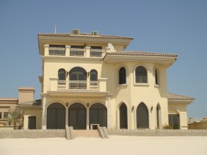 Dubai Villa for rent or to buy auf der Palme - short term rental