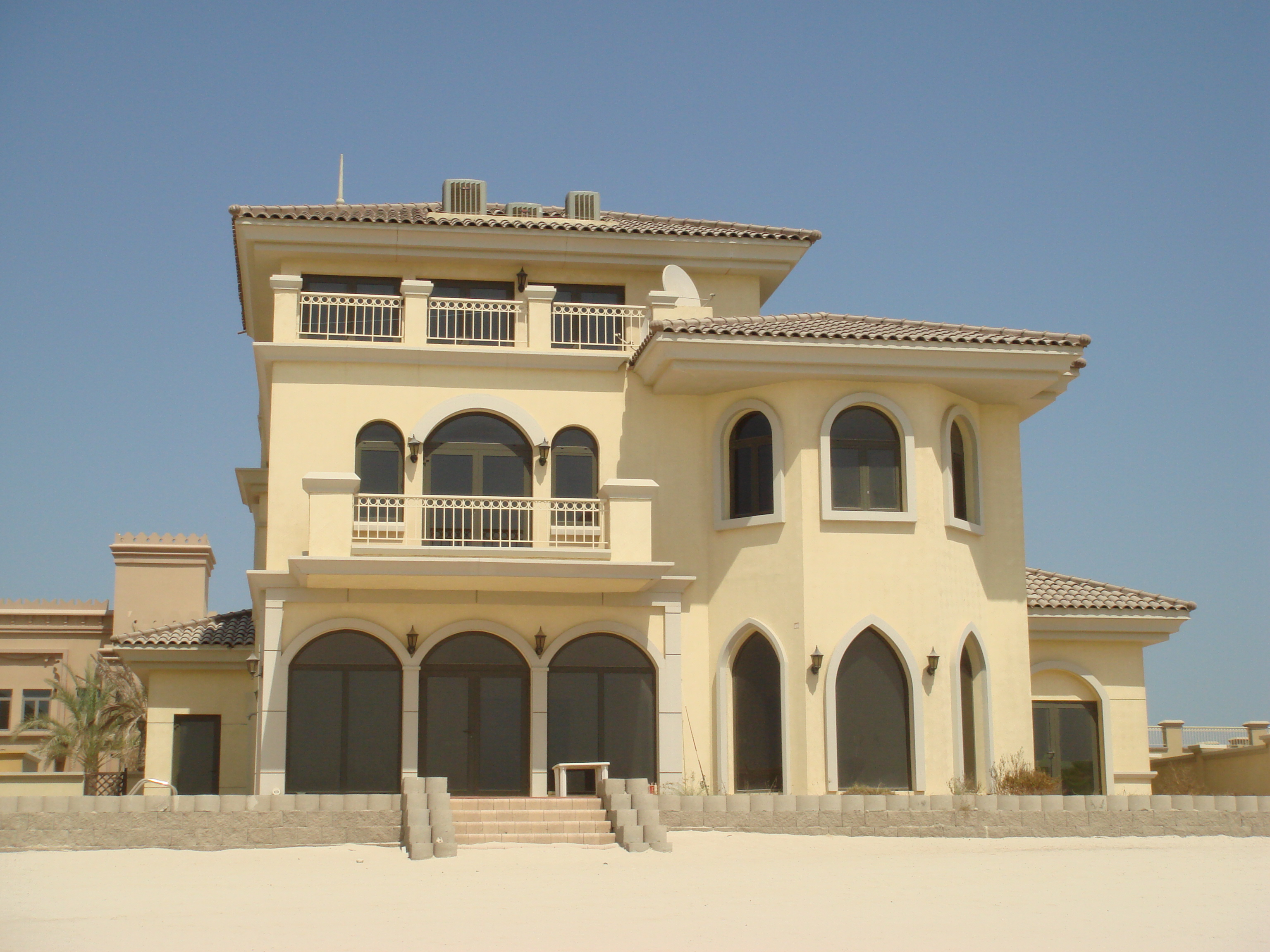 Dubai Villa Auf Der Palme Zu Mieten Oder Zu Kaufen Steifensand