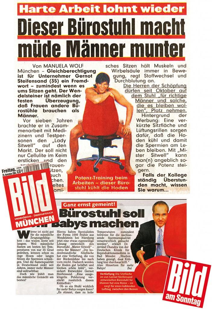 Sitwell Bildzeitung 2004