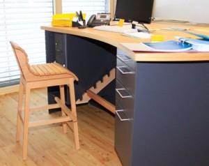 Arbeitsplatzlösung von Dieter Messner