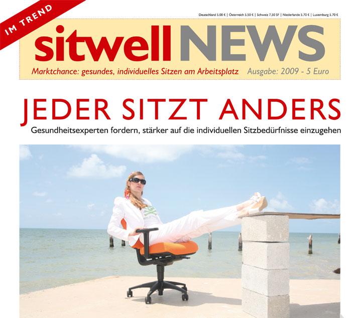 sitwell news 2009 Titel