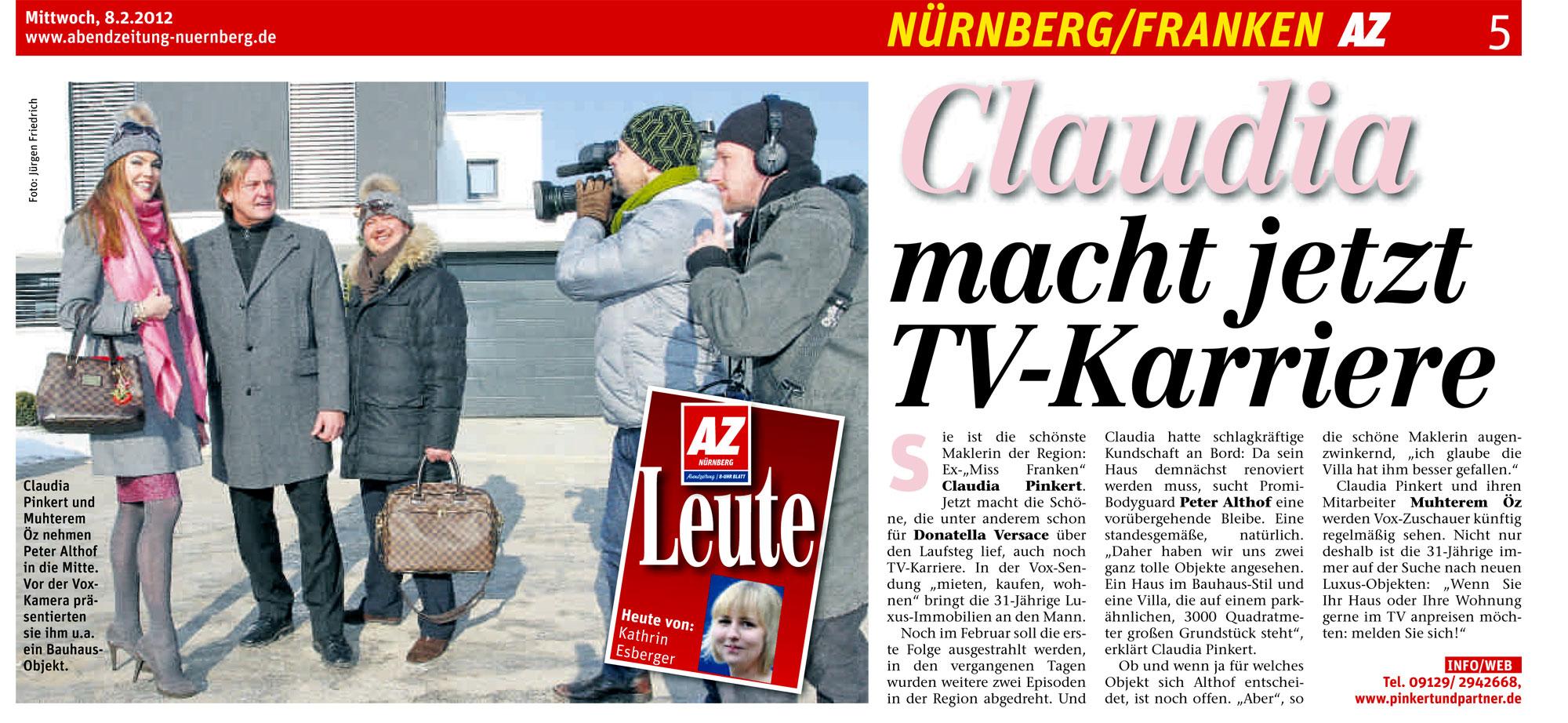Claudia Pinkert: Mieten, kaufen, wohnen - TEIL 3