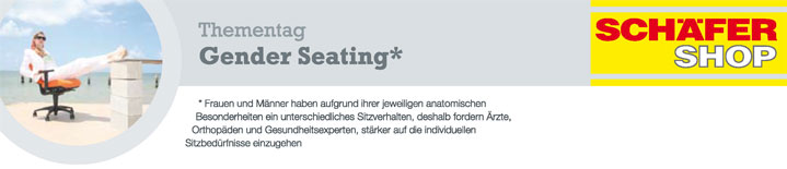 Gender Seating Einladung