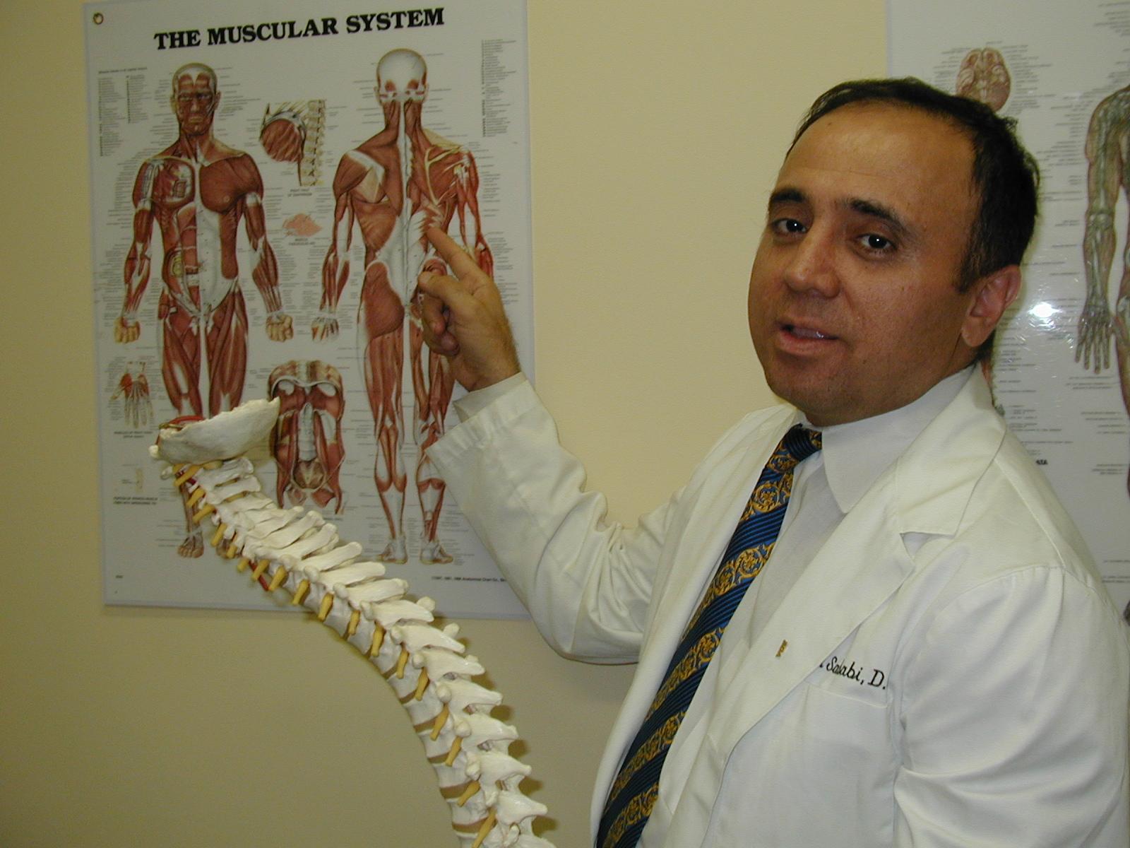 Dr. med. Michael Sababi - Der Gender - Ergonomie Experte aus Amerika