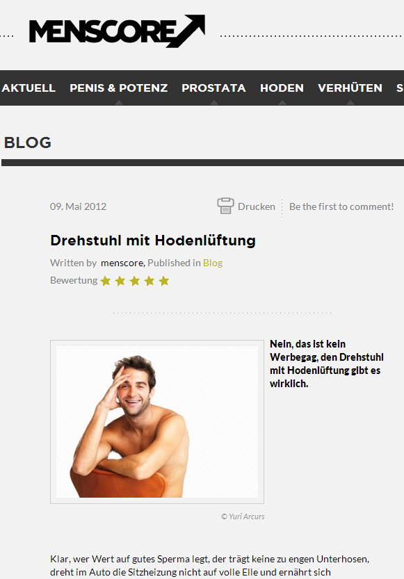 b rostuhl mit hodenl ftung steifensand. Black Bedroom Furniture Sets. Home Design Ideas