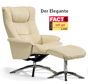 Sitwell Gernot Steifensand  - Wellness und Relax Sessel - Made in Germany