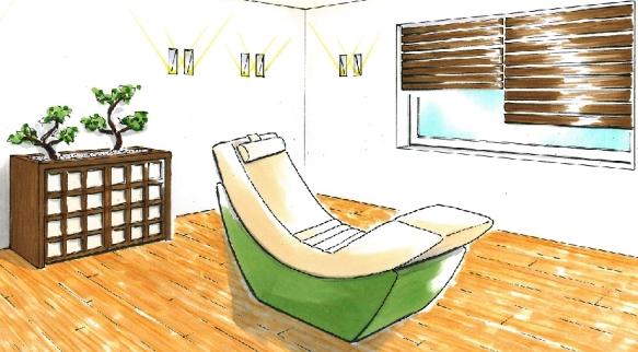 Relax Sessel Inemuri