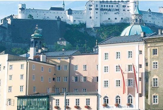 Die Perle in Salzburg