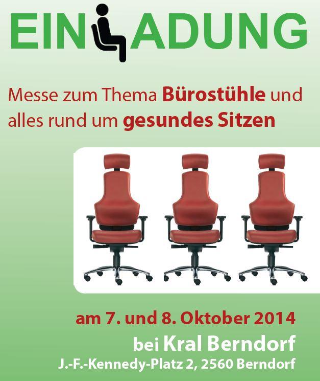 Bürosessel und Bürostühle in Berndorf bei Wien