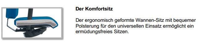 SITWELL_Bürostuhl_Komfort_Sitz