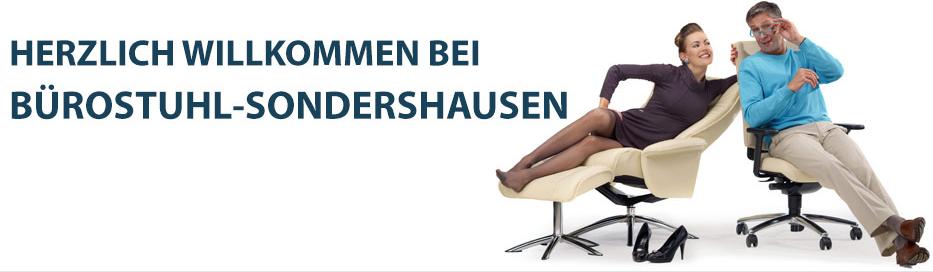 Buerostuhle und Büromöbel in Sondershausen günstig kaufen