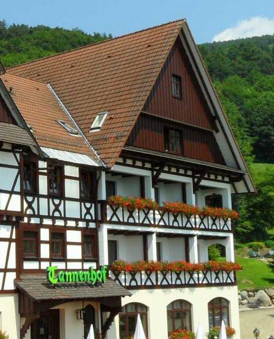 RelaxHotelTannenhof im Schwarzwald