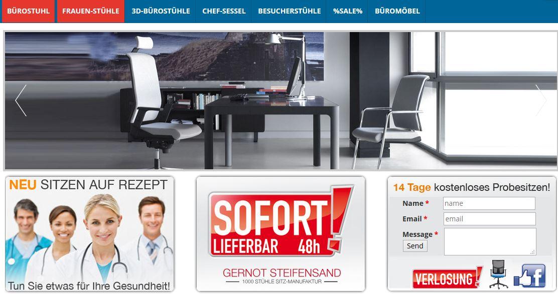 Omni_Chanel_Buerostuhl_Webseite_Fabrik_Outlet_und_für_Existenzgruender