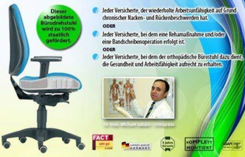 Burostuhl Von Der Deutsche Rentenversicherung Steifensand